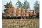 Roll-Bales Trailer