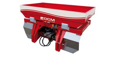 Model GR2 MX - Double Disc Professional Fertilizer Spreader