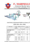 Model FM series - Mounted Plough Brochure