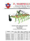 Model HOBBIT Series - Hydropneumatic Cultivator Brochure
