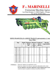 Model Light series - Trailed Disc Harrow Brochure