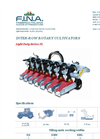 Model FL - Light Duty Rotary Cultivators Brochure