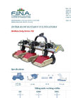 Model FM - Medium Duty Rotary Cultivators Brochure
