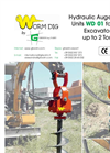 Model WD 01 - Auger Drive Unit Brochure