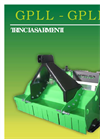 Petta GP - Model GPLL - GPLLS - Shredder - Brochure