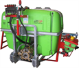 Petta GP - Model LSA Series - Low Pressure Mounted Weed Sprayers