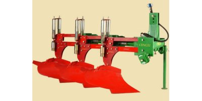 Full Automatic Profile Trunk Work Width Adjustable Ploughs