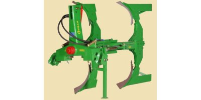 Semi Automatic Profile Trunk Reversible Furrow Ploughs