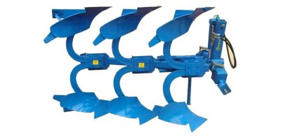 Mouldboard Fixed Profile Trunk Reversible Furrow Ploughs