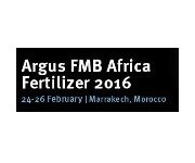 Register now for Argus FMB Africa Fertilizer 2016 and save $200 before 11 December – secure your discount here.