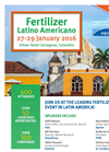 Fertilizer Latino Americano Conference 2016 Brochure