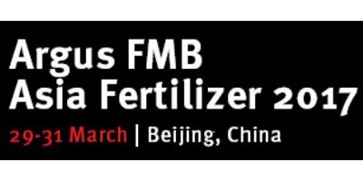 Argus FMB Asia Fertilizer Conference 2017