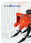 Rapter - Mounted Subsoilers- Brochure