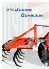 COMBIDISK - Model SDK Junior - Combined Disc Harrow Brochure