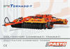 Tornado - Model T Series - Towed Combined Cultivators - Brochure