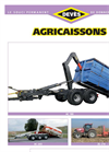Agricaissons Trailers - Brochure