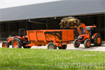 Devès - Model GV 82 BM - Grain Bins Trailers