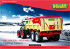 Model EVII - Agricultural Tipping Trailers with Drop Sides Brochure