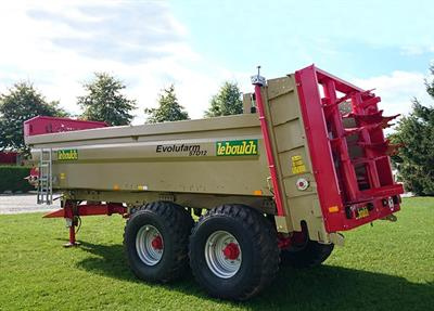 Evolufarm - Muck Spreader