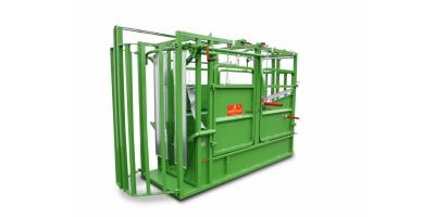Model PM 2400 - Cattle Multifunction Handling Crush