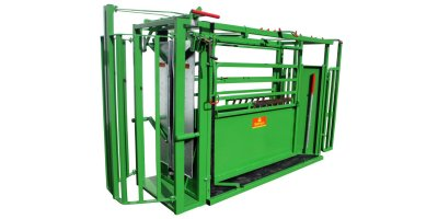 Model PM 2800 - Squeeze Cattle Chute