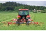 Model  OZ - 454 - Fodder Tedder