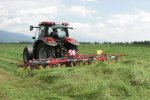 Model OZ - 676, OZ - 676H - Fodder Tedder