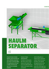 Model LS - Haulm Separator Brochure
