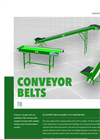 Model TB - Belt Conveyor Brochure