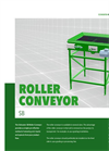 Model SB - Roller Conveyor Brochure