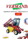 Model 2204 - High Clearence Tractor Brochure