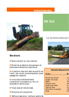 Model BX 324 - Turbo Mower Brochure