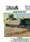 Electric Combine Cover Brochure