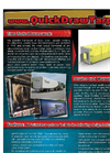 Quick Draw - Tarpaulin Systems Brochure