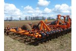 Model KLL - Pre-Sowing Tillage Aggregate Cultivator