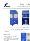 Franzen - Model RK1 - Cleaning Cabinet Brochure