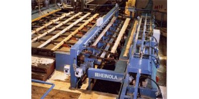 HEINOLA - Model ASY600 - Edging