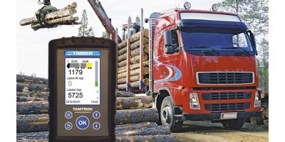 Tamtron - Timber Crane Scale for Timber Trucks