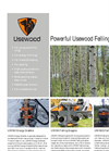 Model UW180G - Felling Grapple Brochure