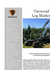 Log Master - Forestry Combines Brochure