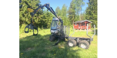 Log Master - Forestry Combines