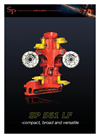 Model SP 561 LF - High Performance All Round Harvester Head Brochure
