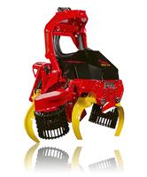 SP Maskiner - Model SP 661 LF - High Performance Harvester Head