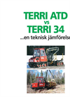 Terri 34 Forwarder/Harvester Brochure