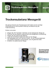 Koster - Model 2.625,00 DKK - Moisture Tester Without Weight Brochure
