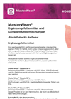 MasterWean - Model 5 - Piglet Feed Brochure