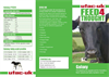 Galaxy - Model P 1520 - Fresh Calved Management Fat Supplement Brochure
