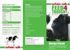 Omega - Model P1632 - Cows Cream Brochure