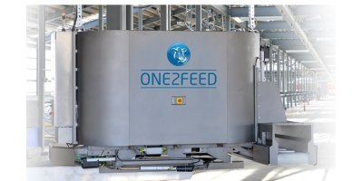 One2Feed - Automatic Feeding Mixer