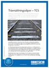 Model TCS - Timber Replacement Sleeper - Brochure